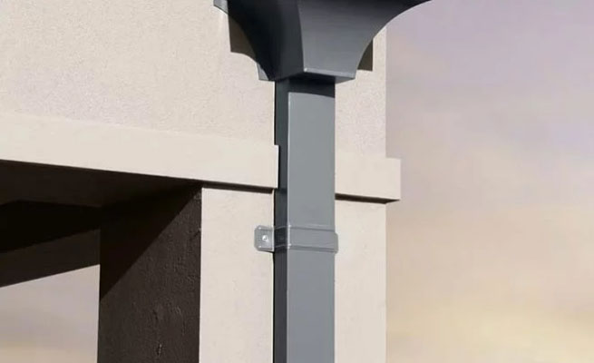 Gutter replacement - Westcoat downpipe replacement