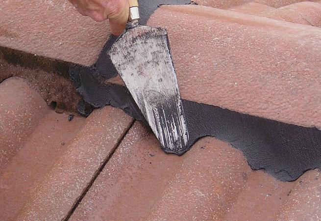 Roof Repairs - Ridge capping repairs Westcoat