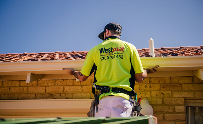 New gutter installations, gutter repairs and gutter replacement throughout Perth Western Australia.