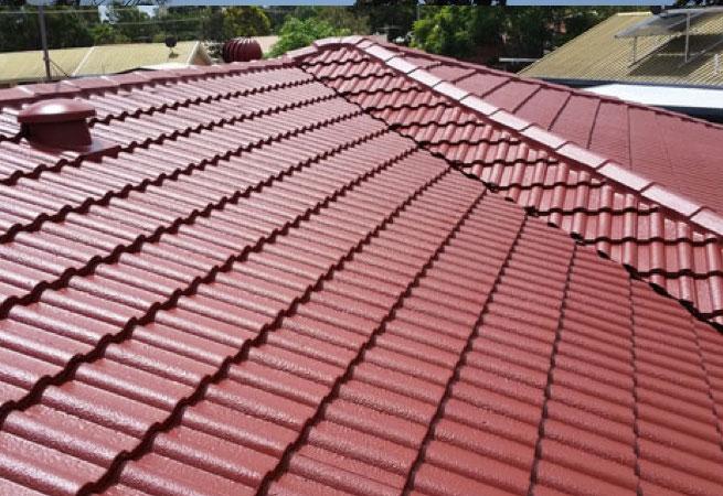 Roof restoration - Westcoat