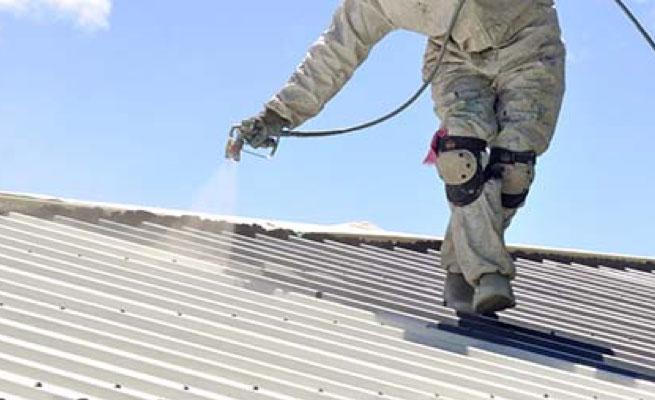 Metal Roof Painting - Westcoat
